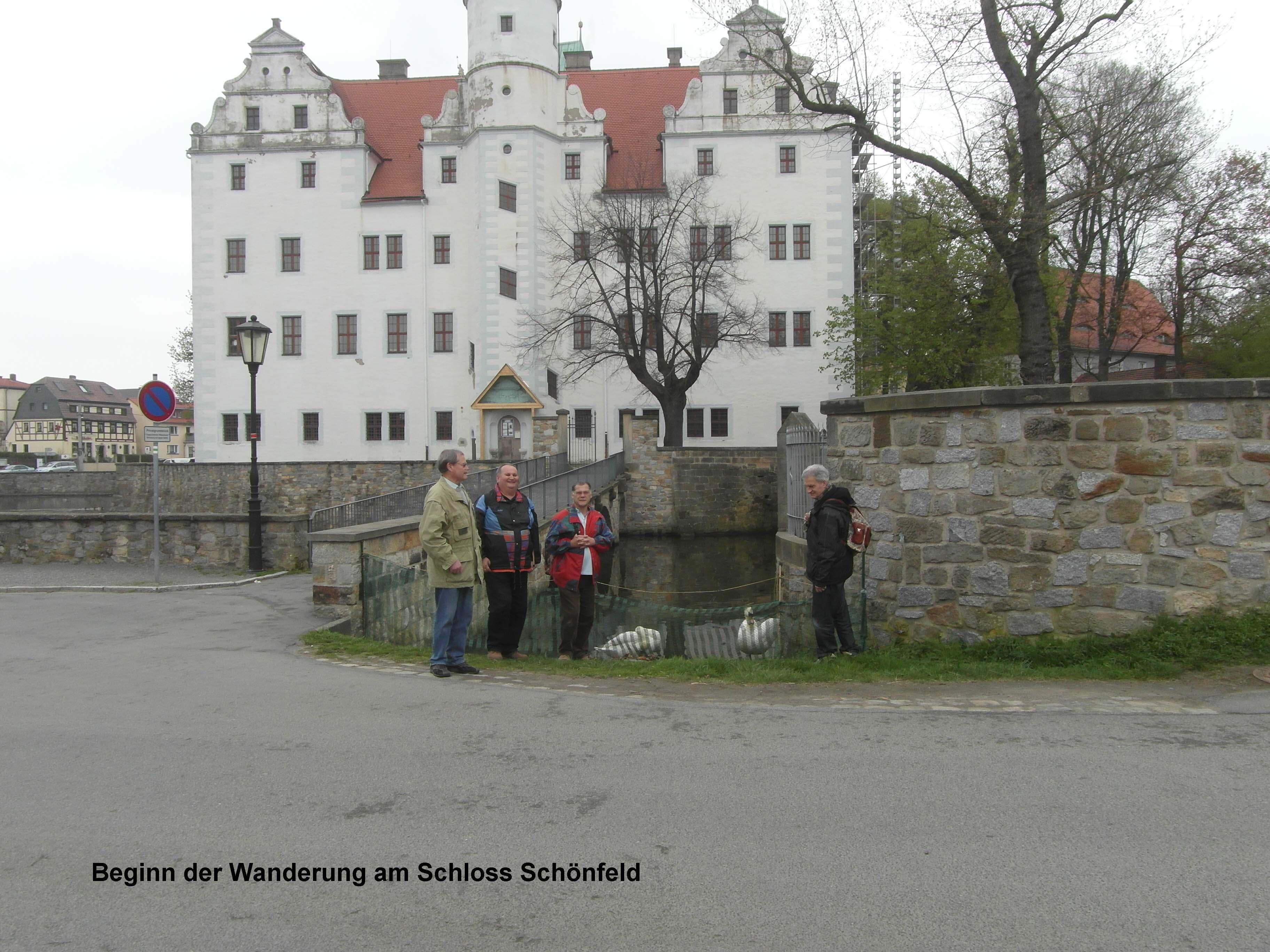 1 Schloss Schönfeld