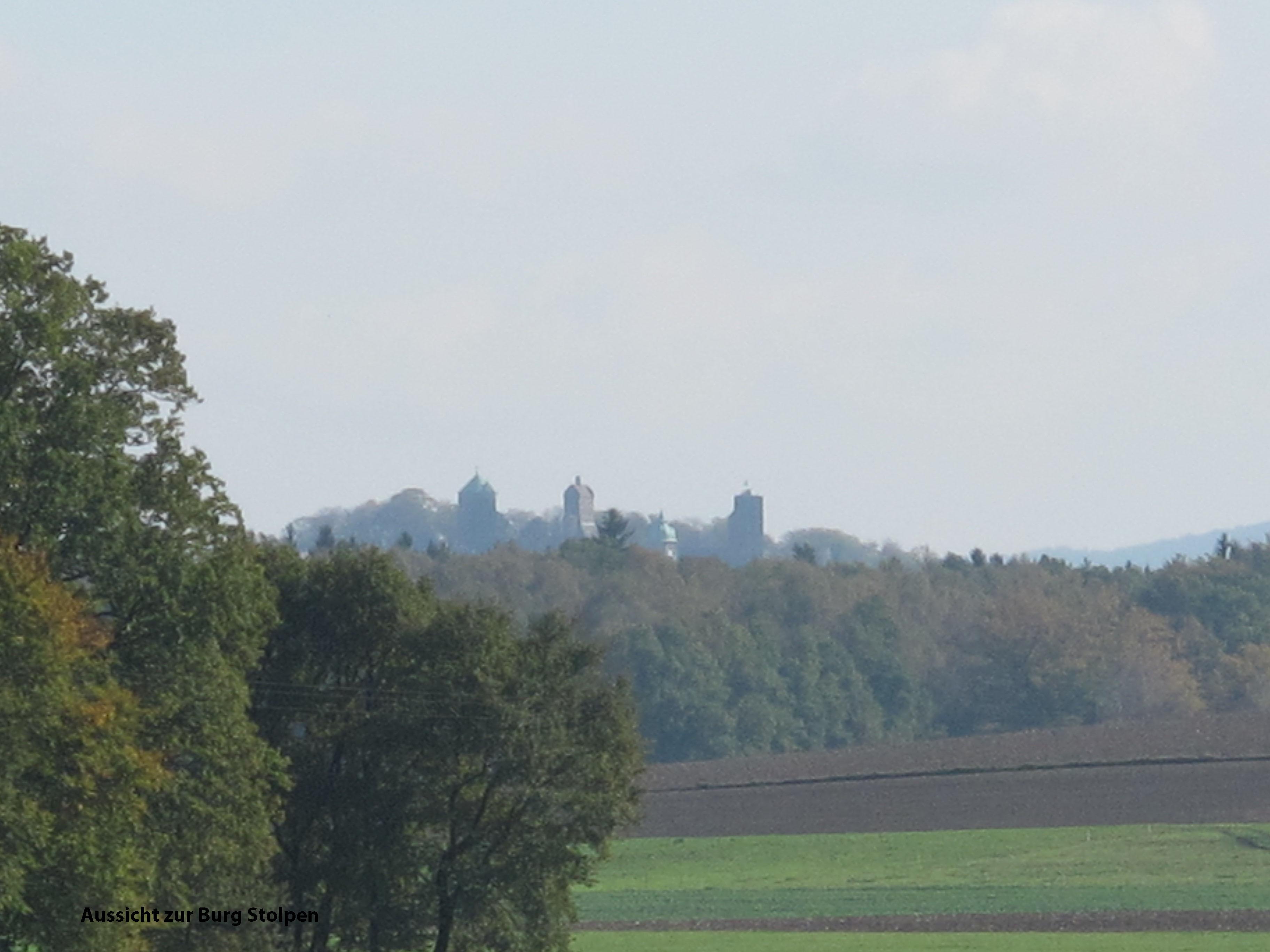 6 Aussicht Burg Stolpen