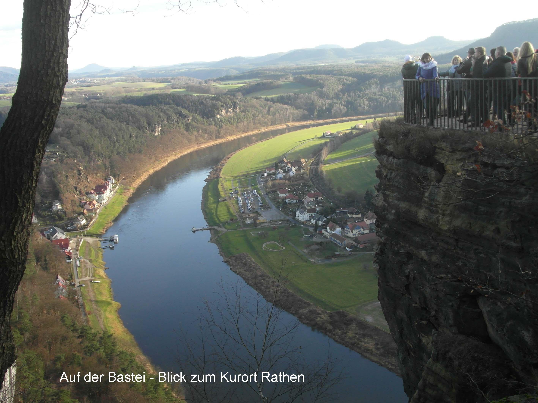 5-Bastei Blick nach Rathen