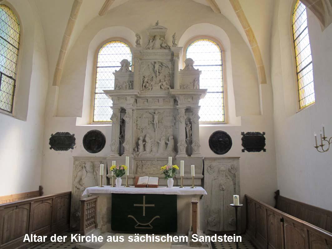 3 - Kirchenaltar